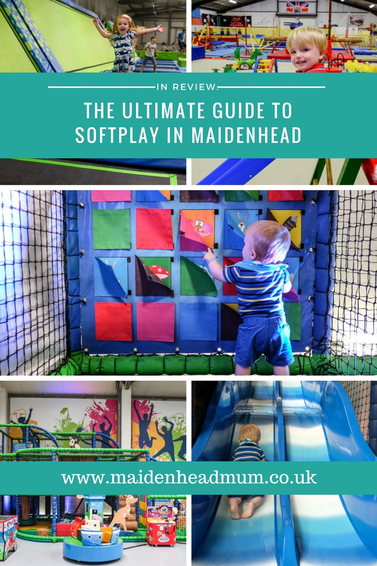 The ultimate guide to soft play in Maidenhead and the surrounding area. Photos and comments from local mums included, along with driving distance from Maidenhead