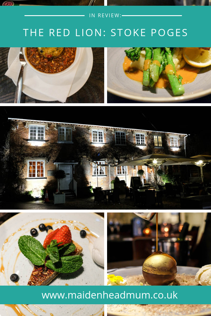 Review: The Red Lion at Stoke Poges