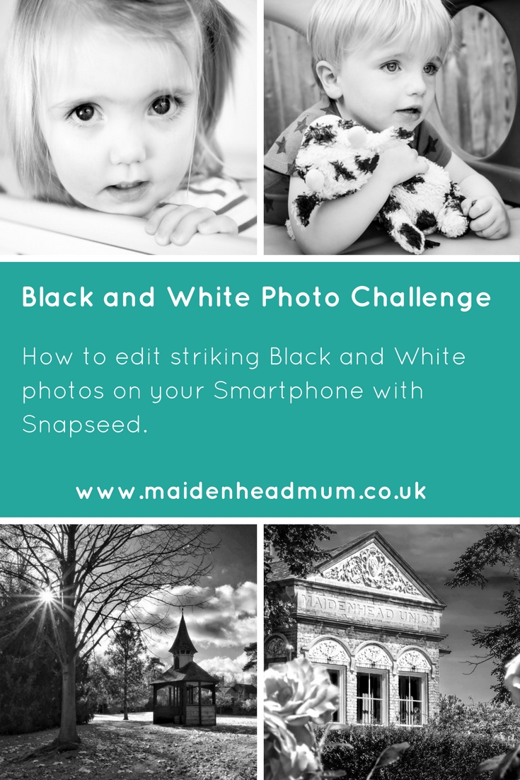 With a few simple tips, you can use a free app like Snapseed to transform your colour photos into black and white ones.